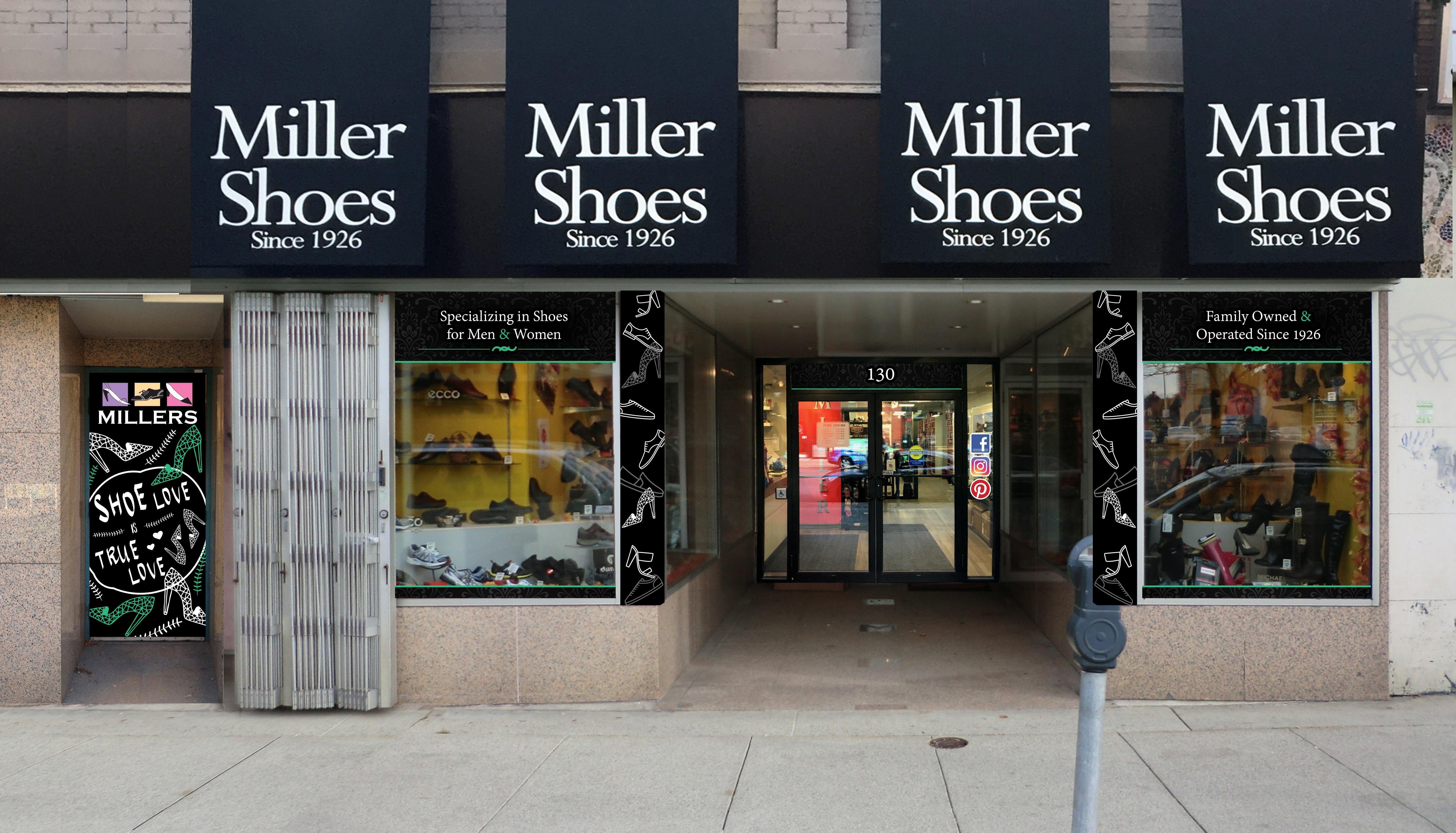 Miller Shoe - Storefront - Concept Design - FINAL